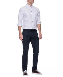 Kingsbridge Sports Fit Shirt, QUARTZ, hi-res