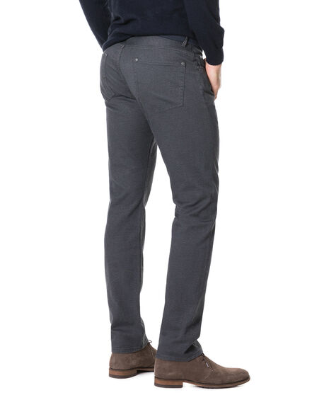 Adams Flat Straight Jean, SLATE, hi-res
