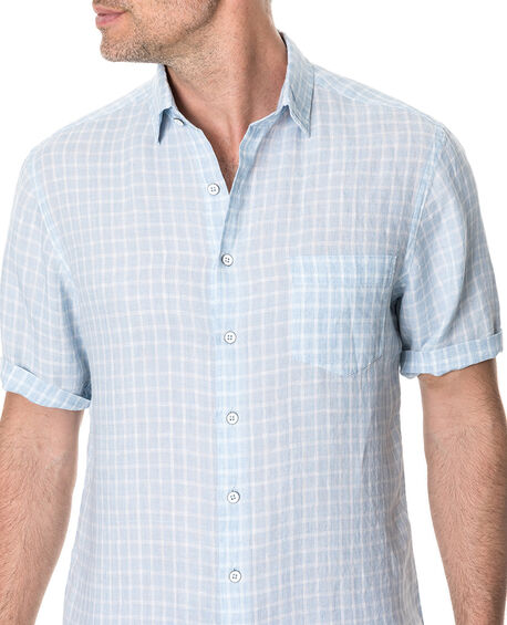 Avonside Shirt, STONEWASH, hi-res