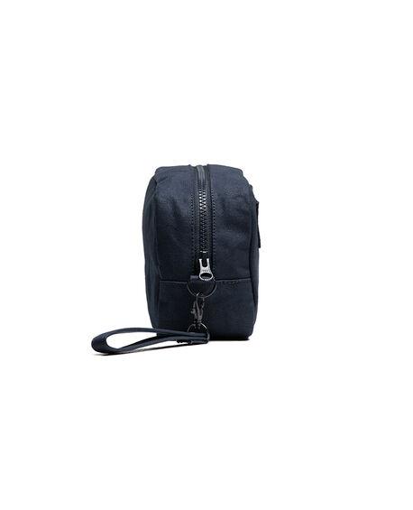 Farrar Street Wash Bag, NAVY, hi-res