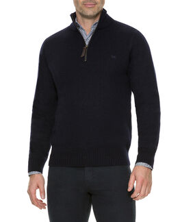 Stirling Falls Knit / Marine XS, MARINE, hi-res
