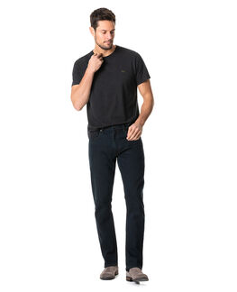 Cobham Relaxed Fit Jean/Rl Blue Black 30, BLUE BLACK, hi-res