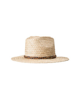 Flagstaff Road Straw Hat, NATURAL, hi-res