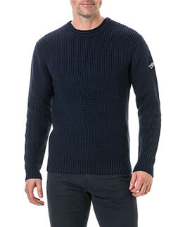 Casnell Island Knit/Navy XS, NAVY, hi-res