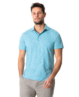Ascot Park Sports Fit Polo, JADE, hi-res