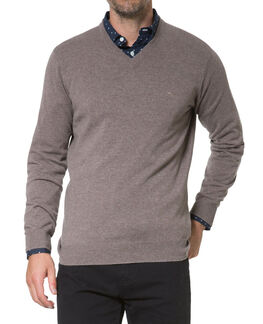 Inchbonnie Sweater, TAUPE, hi-res