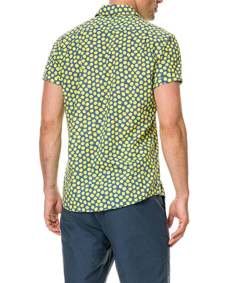 Davis Bay Sports Fit Shirt, AZURE, hi-res
