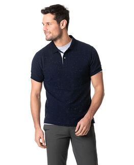 Allans Beach Sports Fit Polo/Marine XS, MARINE, hi-res