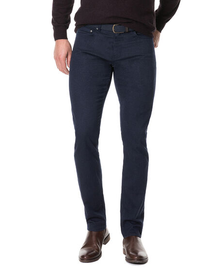 Adams Flat Straight Pant, INDIGO, hi-res