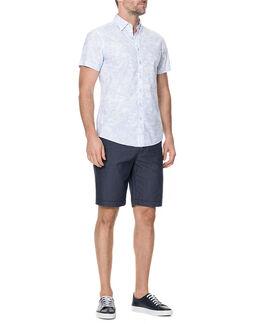 Redcastle Sports Fit Shirt/Powder Blue XS, POWDER BLUE, hi-res