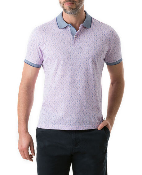 Willow Flat Sports Fit Polo, , hi-res