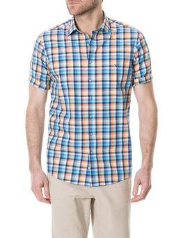 Scanlan Street Shirt/Coral Reef XS, CORAL REEF, hi-res