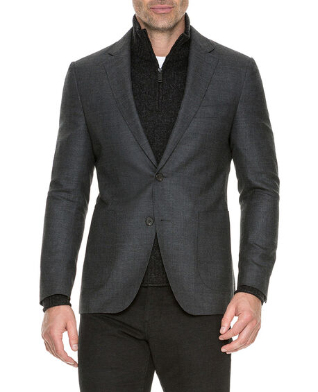 Elsthorpe Jacket, CHARCOAL, hi-res