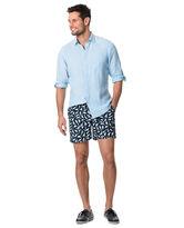 Coromandel Sports Fit Shirt, AQUAMARINE, hi-res