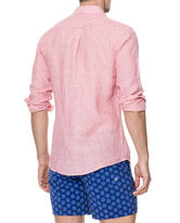 Warwick Junction Sports Fit Shirt, CORAL, hi-res