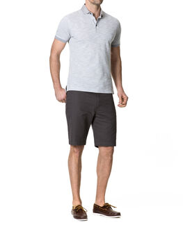 Edenville Sports Fit Polo/Silver XS, SILVER, hi-res