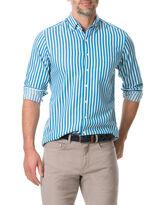 Carlyon Sports Fit Shirt, OCEAN, hi-res