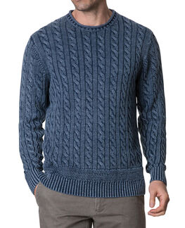 Charteris Bay Knit/Denim XS, DENIM, hi-res