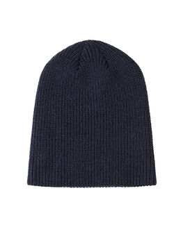 Big Hill Rd Beanie, NAVY, hi-res