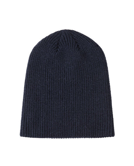Big Hill Rd Beanie/Navy, NAVY, hi-res