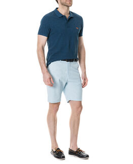 Forsyth Island Slim Fit Short/Malibu 34, MALIBU, hi-res