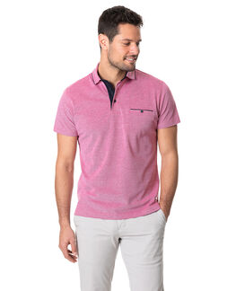 Sherwood Sports Fit Polo, GERANIUM, hi-res