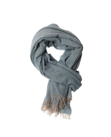 Andrews Drive Scarf, POWDER BLUE, hi-res