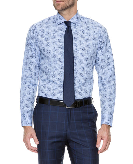 Snow Hill Slim Fit Shirt, , hi-res