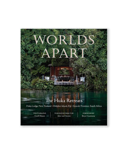 Worlds Apart - The Huka Retreats, BOOK, hi-res