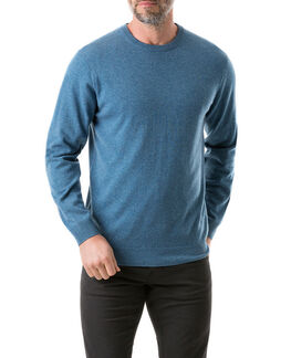 Queenstown Sweater, STONEWASH, hi-res