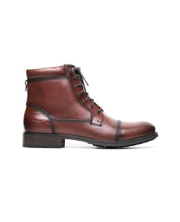 Silverstream Military Boot/Cognac 48, COGNAC, hi-res