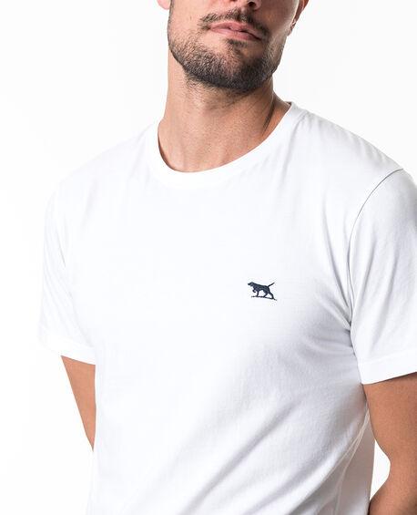 The Gunn T-Shirt, SNOW, hi-res