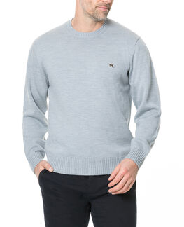 Gibbston Bay Knit, SMOKE, hi-res