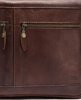 Rg Document Satchel, CHOCOLATE, hi-res