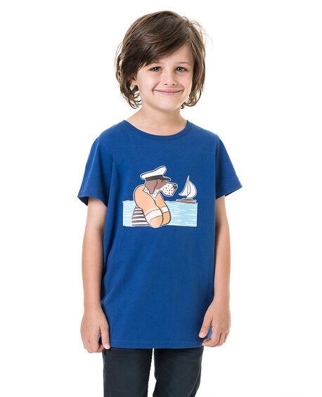 Boys Sailors Corner T-Shirt , , hi-res
