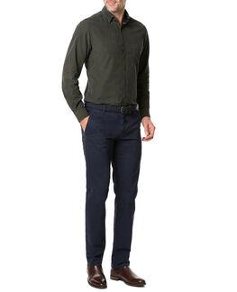 Luxmore Sports Fit Shirt/Midnight XS, MIDNIGHT, hi-res