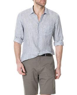 Victoria Avenue Sports Fit Shirt/Ivory XS, IVORY, hi-res