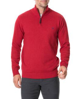 Merrick Bay Sweater, WILD BERRY, hi-res