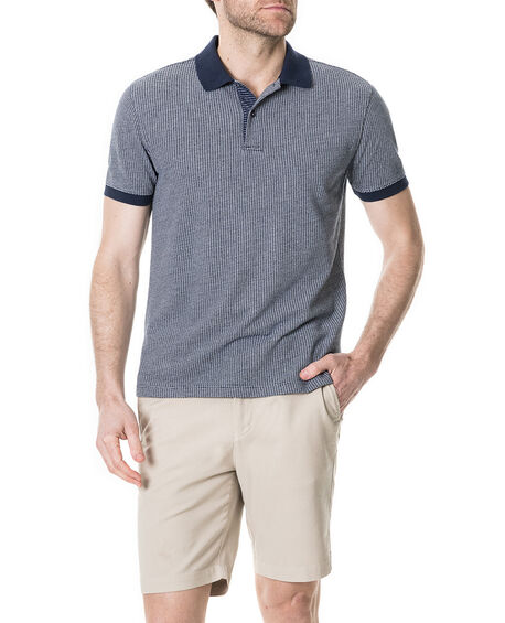 Menzies Bay Sports Fit Polo, , hi-res