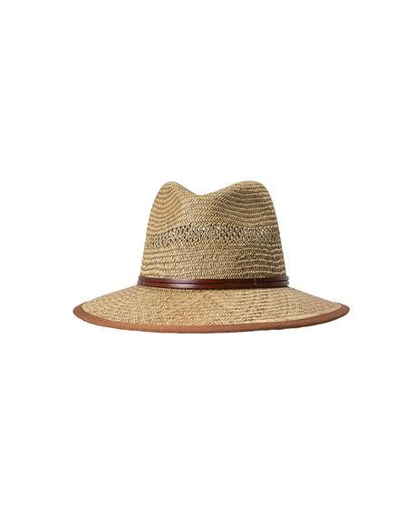 Long Beach Road Straw Hat, , hi-res
