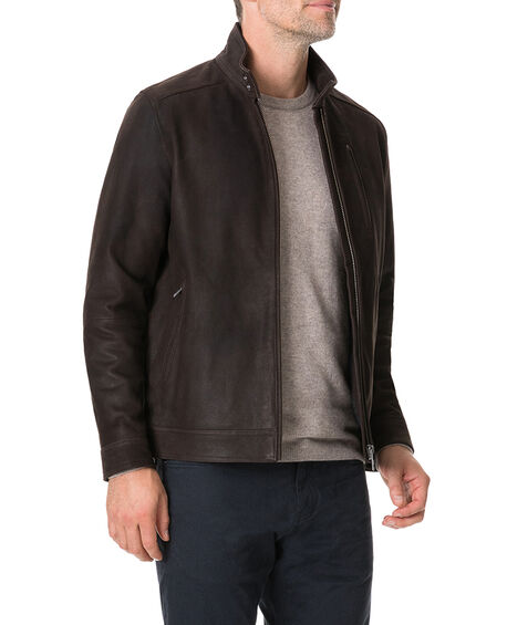 Westhaven Jacket, CHOCOLATE, hi-res