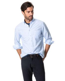 Keeling Sports Fit Shirt/Sky XS, SKY, hi-res