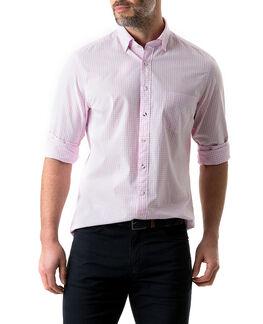 Glenholme Sports Fit Shirt/Quartz XS, QUARTZ, hi-res