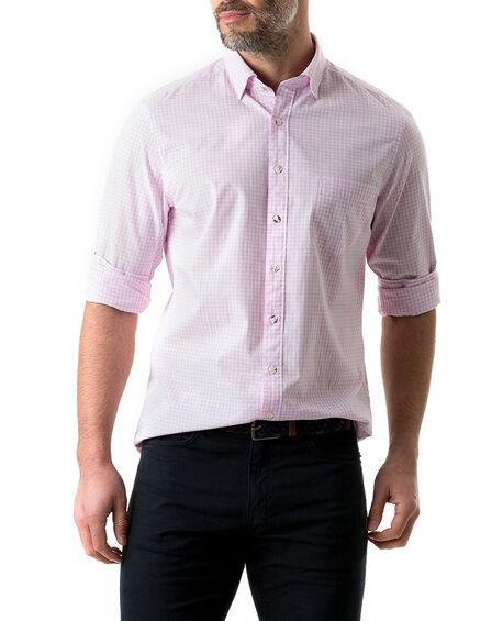 Glenholme Sports Fit Shirt, QUARTZ, hi-res