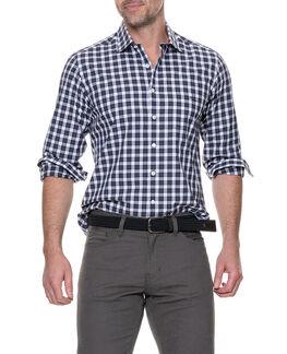 Cedarwood Sports Fit Shirt, CHARCOAL, hi-res