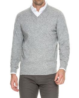 Inchbonnie Sweater, SMOKE, hi-res