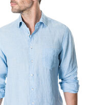 Harris Bay Sports Fit Shirt, STONEWASH, hi-res