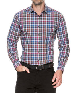 Brookview Sports Fit Shirt/Bluestone XS, BLUESTONE, hi-res