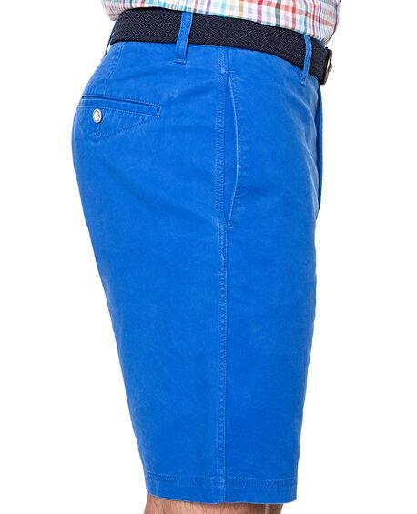 Glenburn Slim Fit Short, COBALT, hi-res