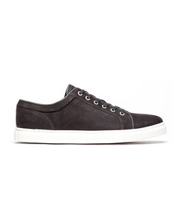 Aria Lace-Up Sneaker, STEEL, hi-res